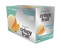 Crispy Green 100% All Natural Freeze-dried Fruits Cantaloupe0.3... Free Shipping
