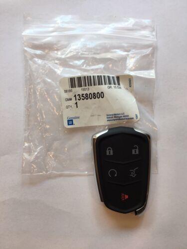 2015-2017 OEM Cadillac SRX Smart Keyless Entry Remote  Fob Transmitter 13580800