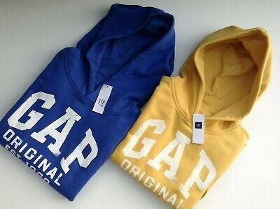 green Genuine GAP Logo Boy/'s Hoodie//Sweatshirt//Top NEW Flame S-XL