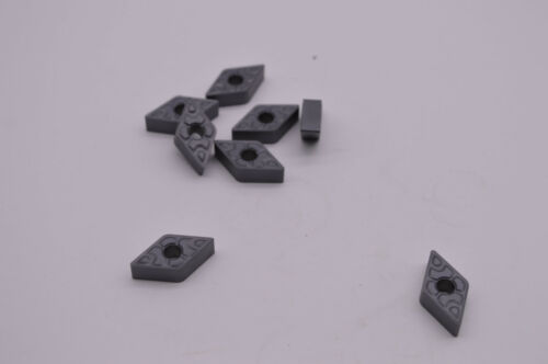 10Pcs DNMG150608-TF IC907 DNMG442-TF CNC Carbide Inserts  FOR STEEL