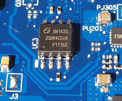 no password hp 260 G2 BIOS CHIP