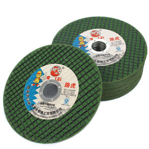 5pcs 4inch Resin Cutting Wheel Grinding Disc Angle Grinder Metal Cutters Tools