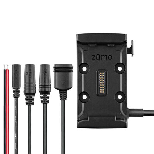 """25mm Ball Adapter for Garmin Zumo 590 Hardwire Powered Dock Holder with 1/"""""""