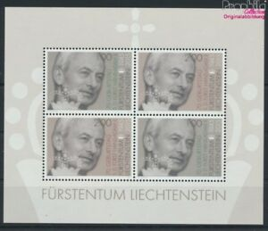 Liechtenstein-Block27-kompl-Ausg-postfrisch-2015-Hans-Adam-9077531