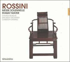 Rossini: Messe Solennelle; Stabat Mater, New Music