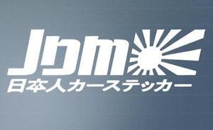 JDM-Japanese-Funny-Car-Window-Bumper-4x4-JDM-EURO-VW-DUB-Vinyl-Decal-Sticker