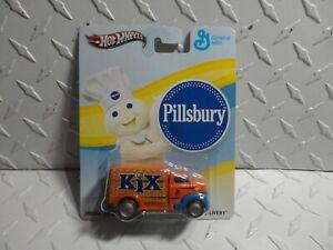 Hot-Wheels-Pop-Culture-General-Mills-Kix-039-49-Ford-Coe-Al-Pillsbury-Tarjeta-Error
