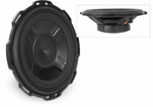 Rockford Fosgate P3SD4-12 12 Inch 800W Car Audio Power Shallow Subwoofer P3SD412