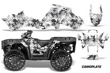 Atv Grafik Kit Sticker für Polaris Sportsman 500//800 11-15 Tarnung Grün