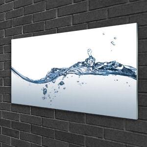 Acrylglasbilder 100x50 Wandbild Druck Abstrakt Kunst