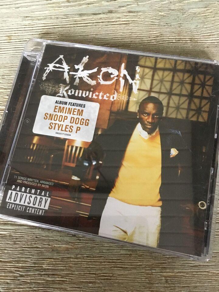 Akon: Konvicted , hiphop