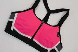 da735c11e0 NWT Victoria s Secret VSX SPORT Bra Fitness Yoga Gym size 32B (D-104 ...