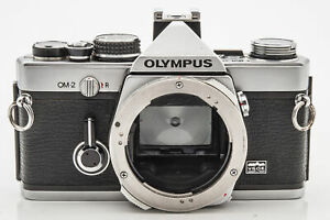 Olympus-OM-2-OM2-OM-2-SLR-Kamera-Spiegelreflexkamera-Gehaeuse