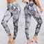 HOT Women Sports Animal Printed YOGA Pants Workout Gym Fitness Leggings Pants US