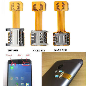 TF-Hybrid-Sim-Slot-Dual-SIM-Card-Adapter-Micro-SD-Extender-For-Android-Phone