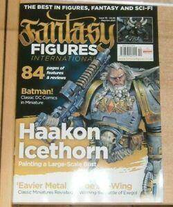 Fantasy Figures International magazine #10 May/Jun 2021 Haakon Icethorn, Batman