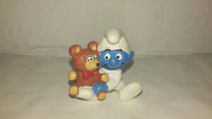 Bd-figurine-bebe-schtroumpf-de-1978-baby-peyo-schleich-SMURF-PUFFI