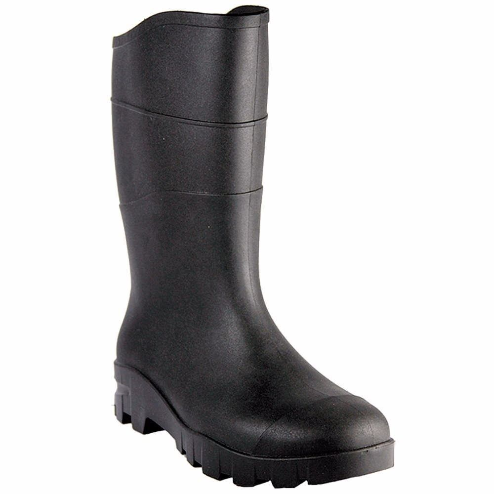 Men's Boots, Size: Upper 8, BKL 21A579, PVC Upper Size: Material, 13