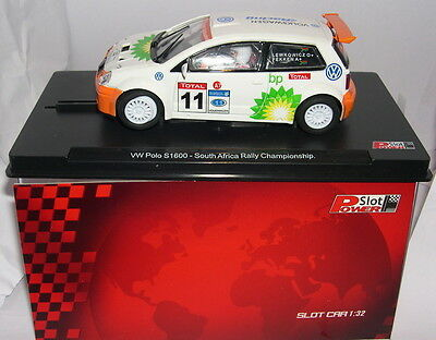 Kinderrennbahnen Diplomatic Power Slot 86992 Volkswagen Polo S1600 #11 South Afrika Rally Champioship Mb To Make One Feel At Ease And Energetic
