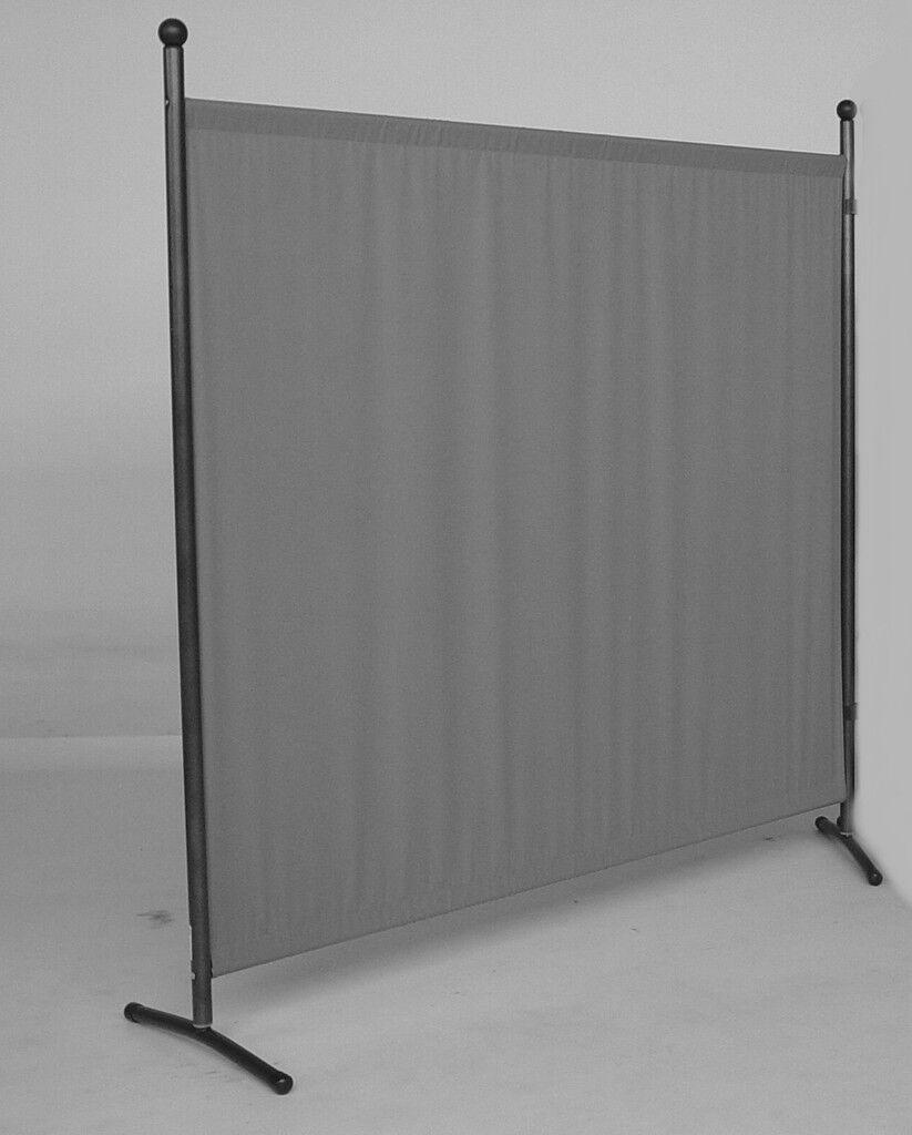 Stellwand Sichtschutz 178x178cm für den Innen- und Außenbereich