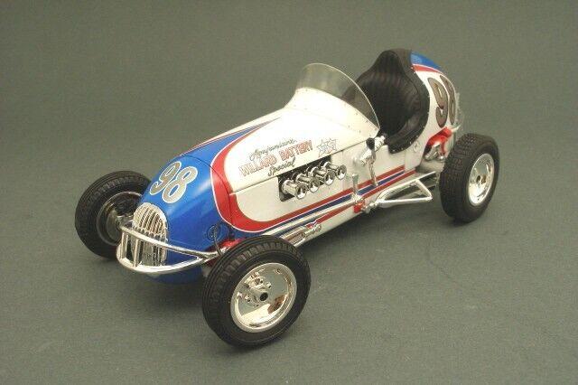 PARNELLI Jones   98 Willard BATTERIA VINTAGE Offy Midget GMP Offenhauser 1 18