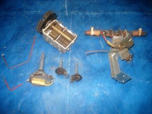 Philips-Roehrenradio-Jupiter-553-Drehko-Ferrite-Antenne-Potis