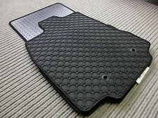 $$$ Gummimatten passend für Jaguar XF + Qualitäts Gummi- Fußmatten + NEU $$$