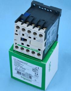NEW Schneider Contactor 1PC LC1K0901F7 110VAC 50 60HZ 4KW 400V 415V 5HP 480V