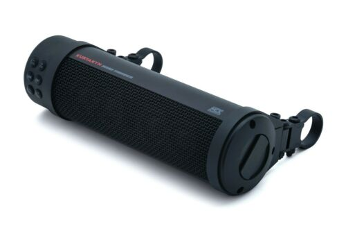 Kuryakyn Black RoadThunder® 150 Watt Speaker Amp Sound Bar by MTX Harley Metric