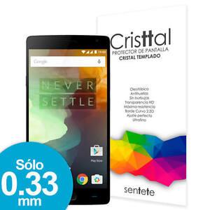 Sentete-OnePlus-2-Protector-de-Pantalla-de-Cristal-Templado-PREMIUM