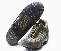 Extreme Snow & Ice Traction Cleats Anti Slip Grippers One Size Fits All