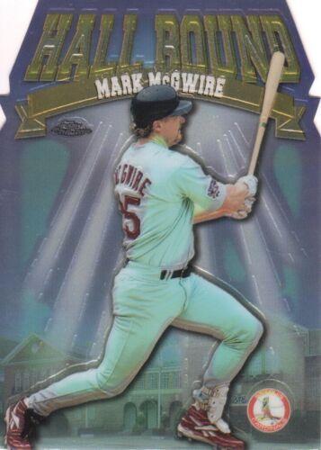 1998 Topps Chrome Baseball Insert Cards Pick From List
