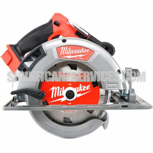 """haut rendement 7-1//4/"""" Sans Fil Scie Circulaire Nouveau Milwaukee 2732-20 M18 FUEL ™ haute densité"""