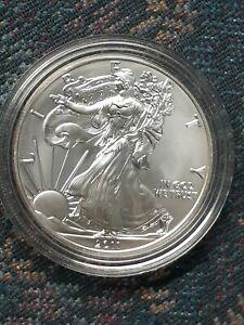 2011-S-American-Silver-Eagle-Coin-25th-Anniversary-Key-Date-Rare-1oz-999