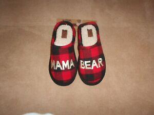 Dearfoams Womens Mama Bear Slipper