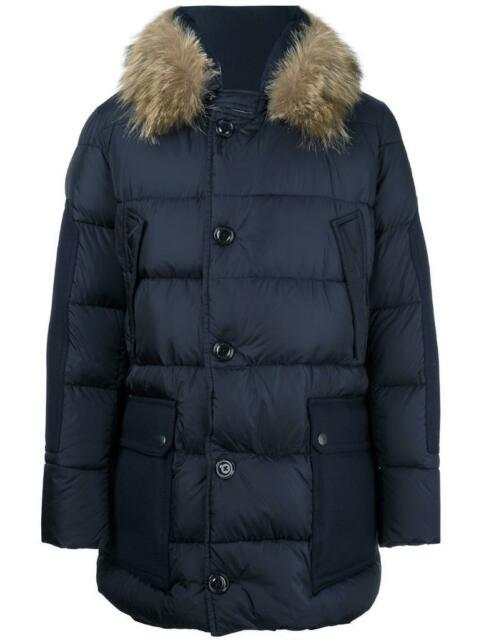 Moncler Gaze Hooded Coat Jacket Size 6 ( XXL 2XL) 24 photos £1315 Navy 892e565c89