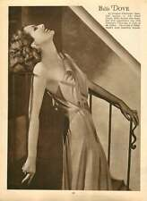 1937 Billie Dove The Black Pirate