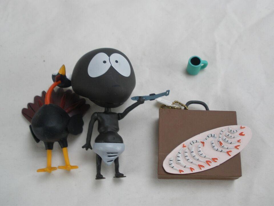 Figurer, Starvin' Marvin South Park Samler Figur, Mezco