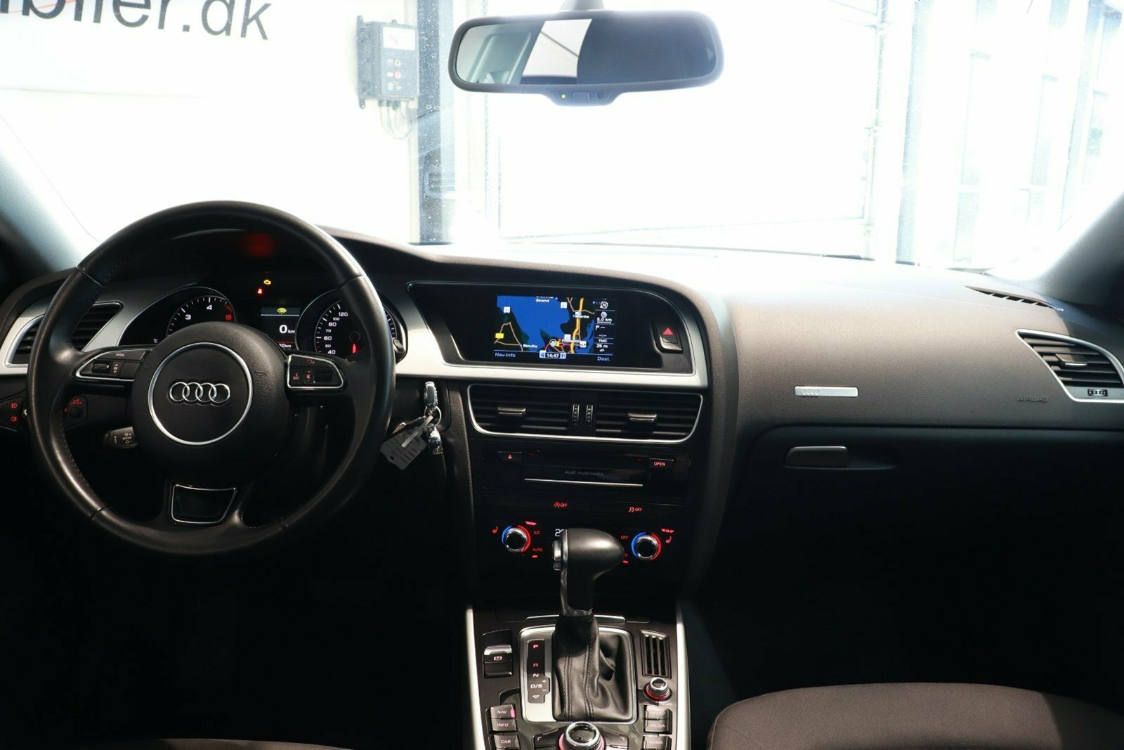 Audi A5 TDi 150 SB Multitr.
