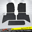 Fit-For-Mazda-BT50-2011-2017-Black-Rubber-Floor-Mats-Set-5-Front-amp-Rear-Carpet thumbnail 1