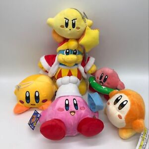 Kirby-Dedede-Waddle-Dee-Waddle-Doo-Plush-Soft-Toy-Stuffed-Animal-Doll-Collection