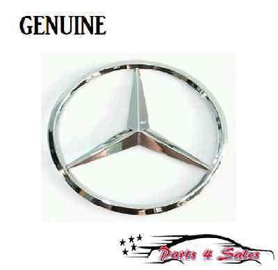 For Mercedes W140 W251 R320 CDI R350 4M R500 Trunk Star Emblem NEW 251 758 00 58