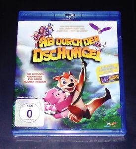 Ab-por-Den-Dschungel-Exclusivo-Edicion-Especial-con-Regla-Blu-Ray