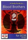 A Study Guide to Blood Brothers for GCSE: All Tiers by Janet Marsh (Paperback, 2011)