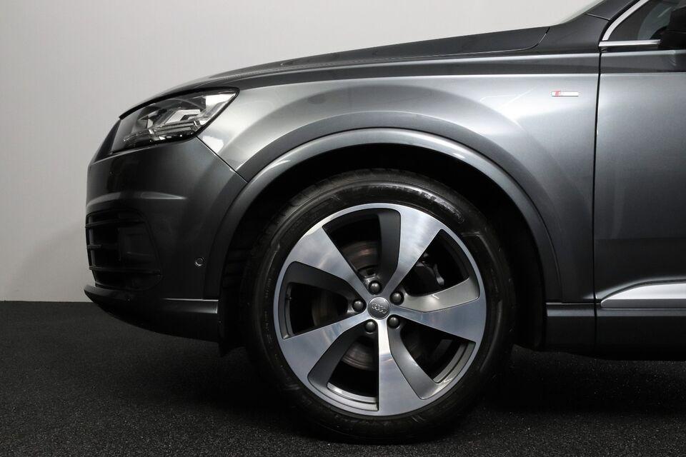 Audi Q7 3,0 TDi 272 S-line quat. Tiptr. 7p Diesel 4x4 4x4 aut.