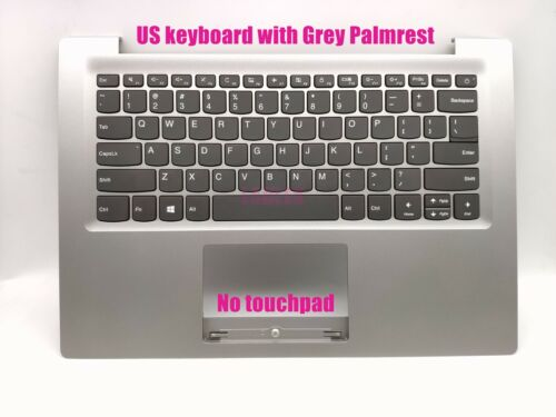 5CB0P23700//5CB0P20683 US Palmrest keyboard for Lenovo ideapad 120S-14IAP 81A5