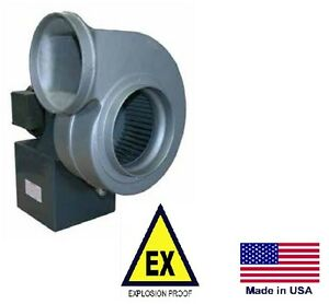 Details about CENTRIFUGAL BLOWER - Explosion Proof - 4