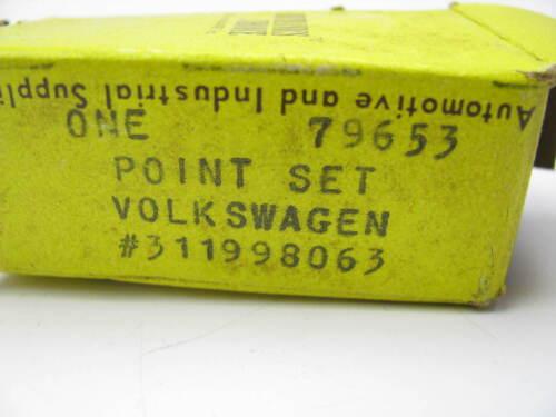 311998063 Mechanics Choice 79653 Pontos Do Distribuidor De Ignição Contato Set