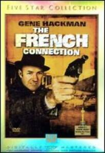 3844e69b2f3 The French Connection With Gene Hackman Five Star Collection DVD Video