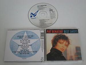PAT-BENATAR-BEST-SHOTS-CHRYSALIDE-258-738-CD-ALBUM